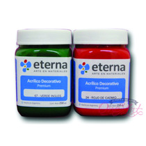 Acrilico Decorativo Eterna 250ml G1 - 12 Unidades - One Art
