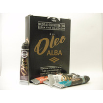 Oleo Alba Profesional 18 Ml. Grupo 4