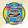 Pastel Al Oleo Maped X 24colores Belgrano-mataderos