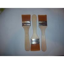 Pinceletas Pelo Sintetico (3,5cm)de Ancho