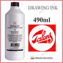 Drawing Iink Talens Tinta Dibujo Profesional Tatoo Tatuaje