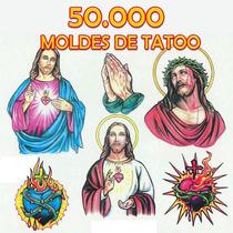 50.000 Plantillas Para Tattoo Tatuajes. La Mayor Colección!!