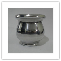 Mates De Madera Grande Bocon Forrados En Aluminio