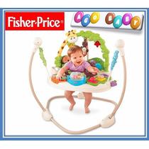 Jumperoo Fisher Price Go Wild - El Mejor Precio !!