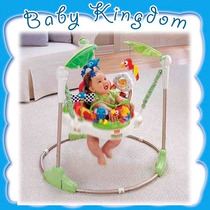 Silla Jumperoo Fisher Price Rainforest .mira El Video!!