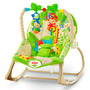 Silla Mecedora Rainforest Fisher Price Bjl-39 Babymovil
