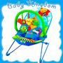 Silla Bouncer De Bebe Fisher Price. Jugueteria Baby Kingdom