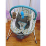 Silla Vibradora Musical Para Bebè Baby Trend+pilas Nueva