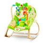 Silla Mecedora Rainforest Friends Fisher Price Original