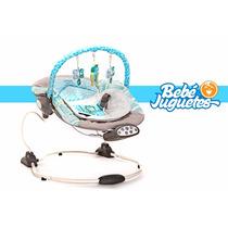 Mecedora Con Musica Y Vibrador Infanti Bebe Y Juguetes Envio