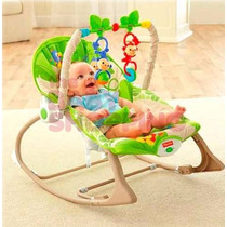 Silla Mecedora Fisher Price Vibra Bebe Juguete Baby Shopping