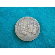 Antigua Medalla Sociedad Rural 1910 Centenario Buenos Aires
