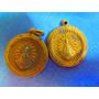 El Arcon Medallas Religiosas Virgen De Lujan Lote X2 380 64