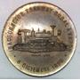 Medalla Inauguración Tranway Rural . F. Lacroze. 1896