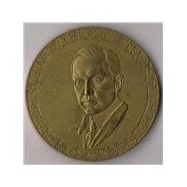 Medalla Inst Bonaerense Numismatica Juan C. Amadeo 1862-1935