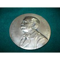 Antigua Medalla Pellegrini Primus Inter Pares Julio 1906