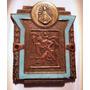 Monijor62- Antigua Medalla Esmaltada San Cristobal V. Lujan