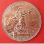 Antigua Medalla Inaug. Obras Ferrocarril C. Gottuzzo - 1904