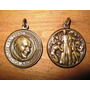 2 Medallas Conmemorativas Juan Pablo Ii Segundo
