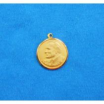 Medalla Original Visita Juan Pablo I I A Argentina Año 1982