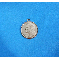 Medalla De La Visita De Juan Pablo Ii A Argentina Año 1982
