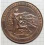 Medalla De Jujuy A Bolivia Y De Perico A Ledesma Cobre 1903