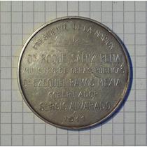Medalla De Jujuy Dique De La Cienaga Y Las Maderas1911 Plata