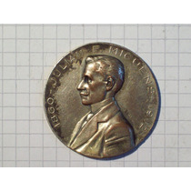 Medalla Junta De Historia Y Numismatica Americana J.miguens