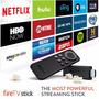Amazon Fire Tv Stick - Nuevo - Garantía - Trendos-tech