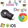 Dongle Wifi Android Hdmi Anycast Compartí Todo Mediante Wifi