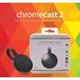 Google Chromecast 2da Generacion Tv Wifi Hdmi Original