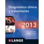 Diagnóstico Clínico Y Tratamiento 52 Ed Mcphee 2013