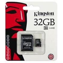 Kingston Micro Sd Hc 32gb Clase 10 Full Hd Envio Gratis