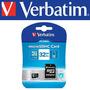 Verbatim Tarjeta Memoria Micro Sd 32gb Clase 10