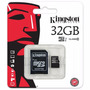 Memoria Tarjeta Micro Sdhc 32gb Uhs-1 C10 Kingston Original