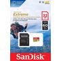 Memoria Sandisk Microsdhc Extreme 32gb Clase 10 4k Tarjeta