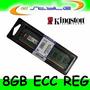 Kingston 8gb Ddr3 1600mhz Ecc Reg P/ Ibm X3650 M4 E5-2600