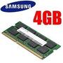 Memorias Notebook Samsung 4gb Ddr3 1333 Mhz Nuevas Sodimm