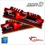 Memoria Ram Ddr3 16gb 2x8gb 1866 Mhz. Gskill Ripjaws X Gamer