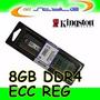 Kingston 8gb Ddr4 P/ Hp Proliant Ml110 Gen9 G9
