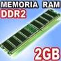 Memorias Ddr2 2 Gb 667 800 Mhz De Las Buenas!