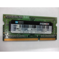 Memoria Notebook Sodimm Ddr3 2gb Nueva Oem Superoferta!