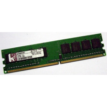 Memorias Kingston Ddr2 1gb Pc 6400 800mhz Usadas Microcentro