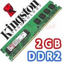 Memoria Ddr2 Kingston 2gb Kvr800/2g En Blister