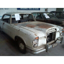 Coupe Mercedes Benz 220 Sec