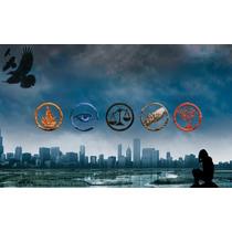 Divergent Collares De Las 5 Facciones . Local Import. Origin