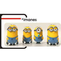 Imanes O Stickers !!!! Minion Mi Villano Favorito Minions