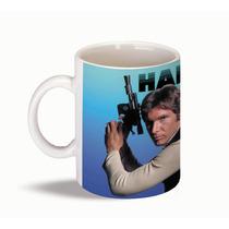La Guerra De Las Galaxias Han Solo Taza Diseño Exclusiv