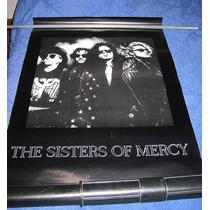 Poster De La Banda The Sisters Of Mercy
