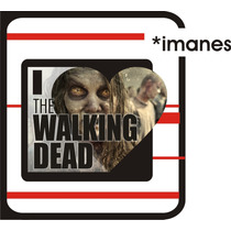 Imanes O Stickers The Walking Dead Twd